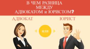юрист или адвокат