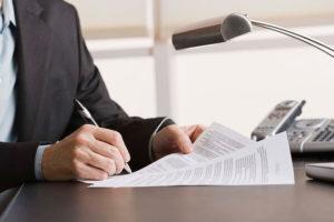 Процессуальные документы, юрист